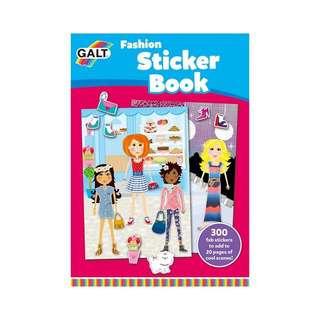 Galt Fashion Sticker Book