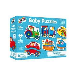Galt Baby Puzzles (Transport)
