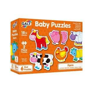 Galt Baby Puzzles (Farm)