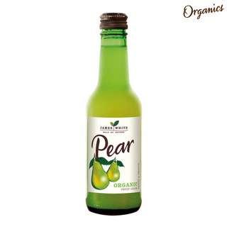 Organics Pear Juice By James White