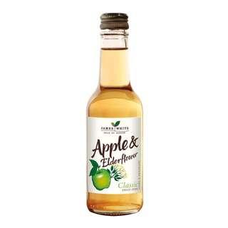 Classics Apple & Elderflower Juice By James White