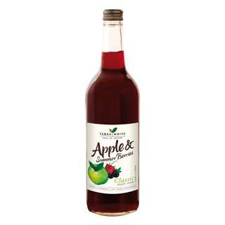 Classics Apple & Summer Berries Juice By James White