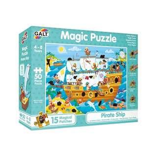 Galt Magic Puzzles (Pirate Ship)