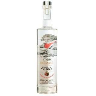 Beethoven Fifth Premium Vodka,Germany,40.0%
