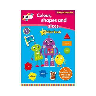 Galt Colour, Shapes and Sizes