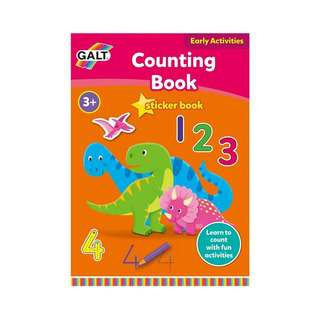 Galt Counting Book