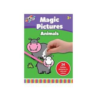 Galt Magic Pictures Pad (Animals)