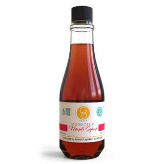 Good Dee's Sugar Free Maple Flavored Syrup