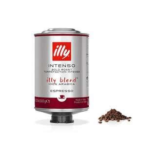 illy Whole Bean Intenso Coffee - Dark Roast