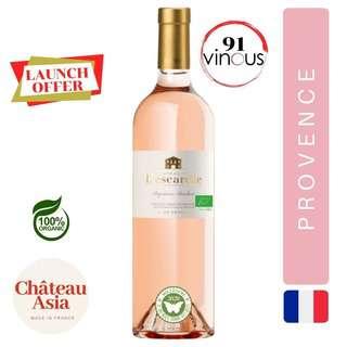 Chateau de L'Escarelle Provence - Organic - Rose