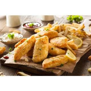 IDO Crispy Batter Fish Tender Shoyu Flavour