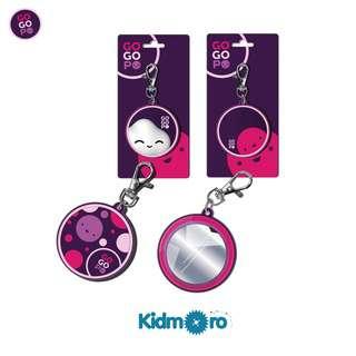 Gogopo Mirror Keyring
