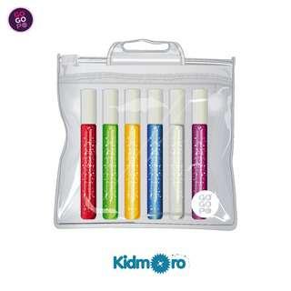 Gogopo Glitter Glue 6pk