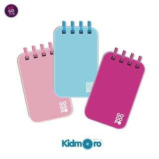 Gogopo Mini Notepad