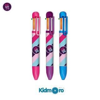 Gogopo 6 Colour Pen