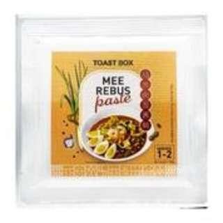Toast Box Mee Rubus paste Retail