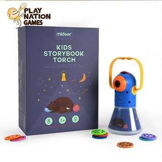 PLAY NATION KID STORYBOOK TORCH