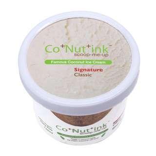 Co+Nut+Ink Coconut Ice Cream Signature
