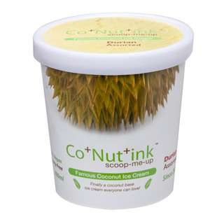 Co+Nut+Ink Durian (Coconut based) Assorted