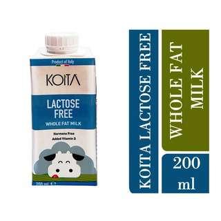 Koita Lactose Free Whole Fat Milk