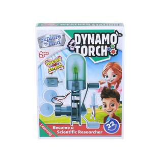 Querios Toys Science - Dynamo Torch