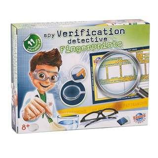 Querios Toys Science - Fingerprints