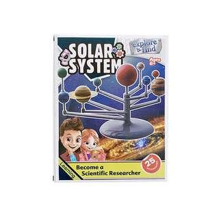 Querios Toys Science - Solar System