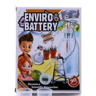 Querios Toys Science - Enviro Battery