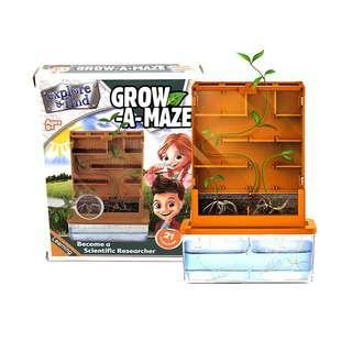Querios Toys Science - Grow a Maze