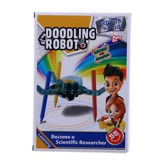 Querios Toys Science - Doodling Robot
