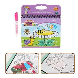 Querios Toys Water Doodle Book - insects