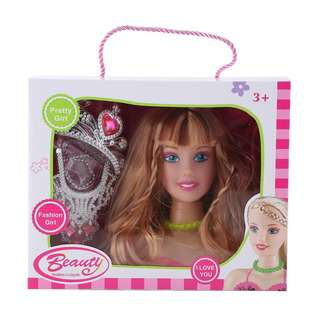Querios Toys Styling Head - Jewellery set