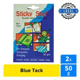 STICKY STUF Blue Tack 50g