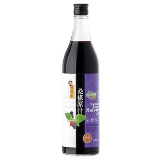 Chen Jiah Juang Taiwan Mulberry Juice - Low Sugar