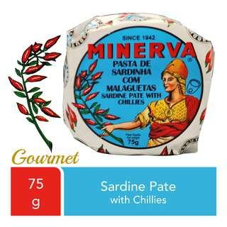 Minerva Sardine Pate with Chillies