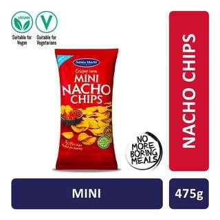 Santa Maria Tex Mex Mini Nacho Chips