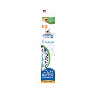 Nylabone Advanced Oral Care Natural Toothpaste Peanut Flavour