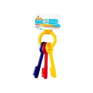 Nylabone Puppy Keys Teething Toy