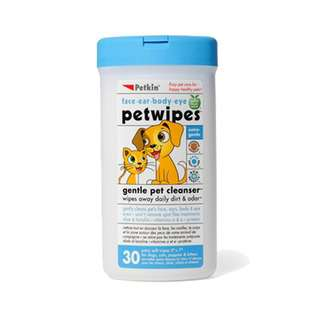 Petkin Petwipes For Cats and Dogs