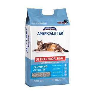 Americalitter Cat Litter Ultra Odor Seal