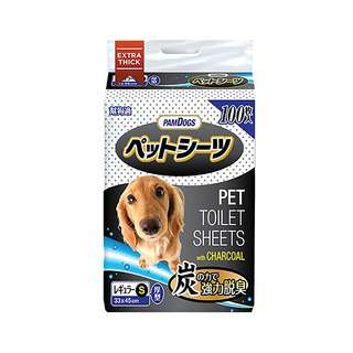 Pamdogs Potty Training Pee Pads with Activated Carbon Small