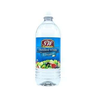 S & W Distillled White Vinegar