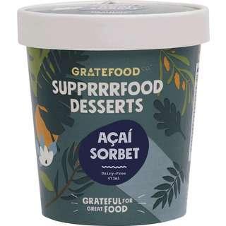 Gratefood Company Vegan Acai Sorbet