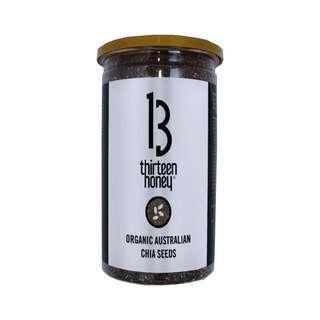 13 Honey Organic Australian Chia Seed