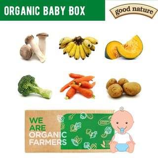 Good Nature Organic Baby Box