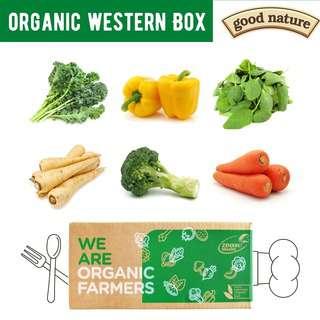 Good Nature Organic Western Box