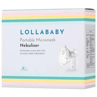 LOLLABABY Portable Micromesh Nebuliser