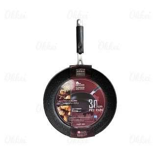 Saracook Marble Fry Pan - 30 cm
