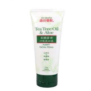 Dr Morita Face Wash Tea Tree Oil & Aloe 150g