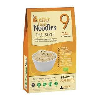 BetterThan Konjac Thai Noodles (Organic)